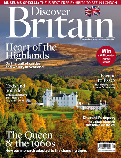 Discover Britain Cover
