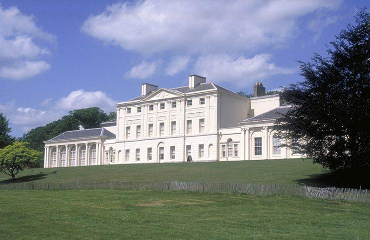 Kenwood House, Hampstead, London, England. Credit: Visit Britain