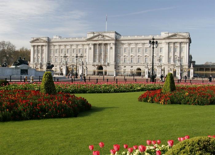 Buckingham Palace. Credit: iStock