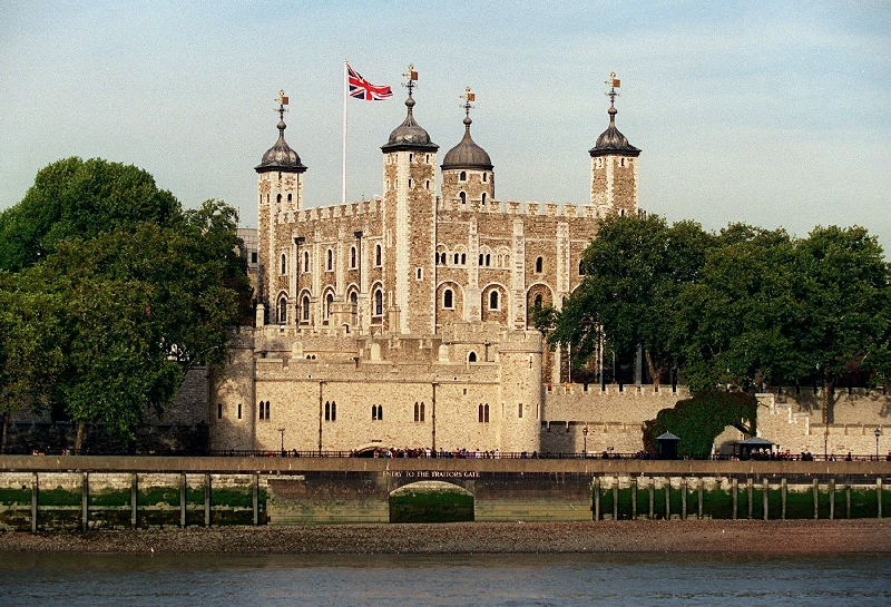 The White Tower, the most imposing and historic building which has given it's name to the entire fortress of the Tower of London. Originally built in the reign of William the Conqueror in 1078 it is the oldest medieval building at the Tower of London.Credit: Historic Royal Palaces/newsteam.co.uk