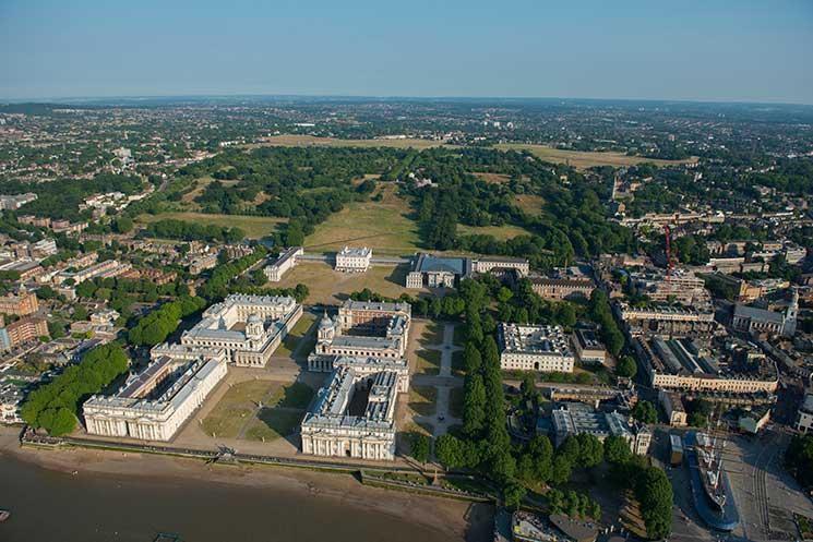 Greenwich Park. Credit: VisitBritain/ Jason Hawkes