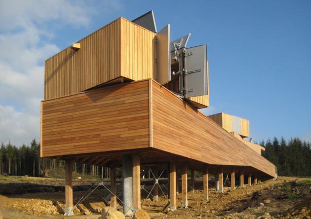 Go stargazing at Kielder Observatory in Northumberland International