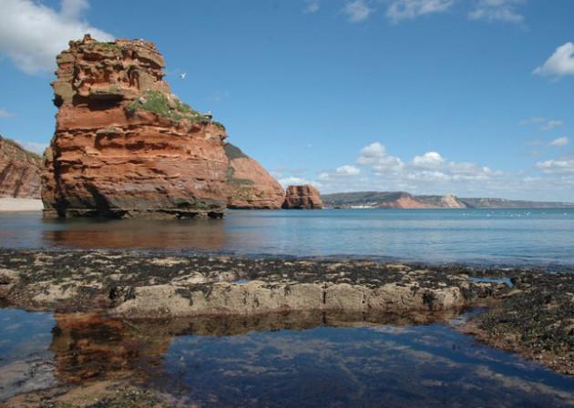 Ladram Bay, Jurassic Coast