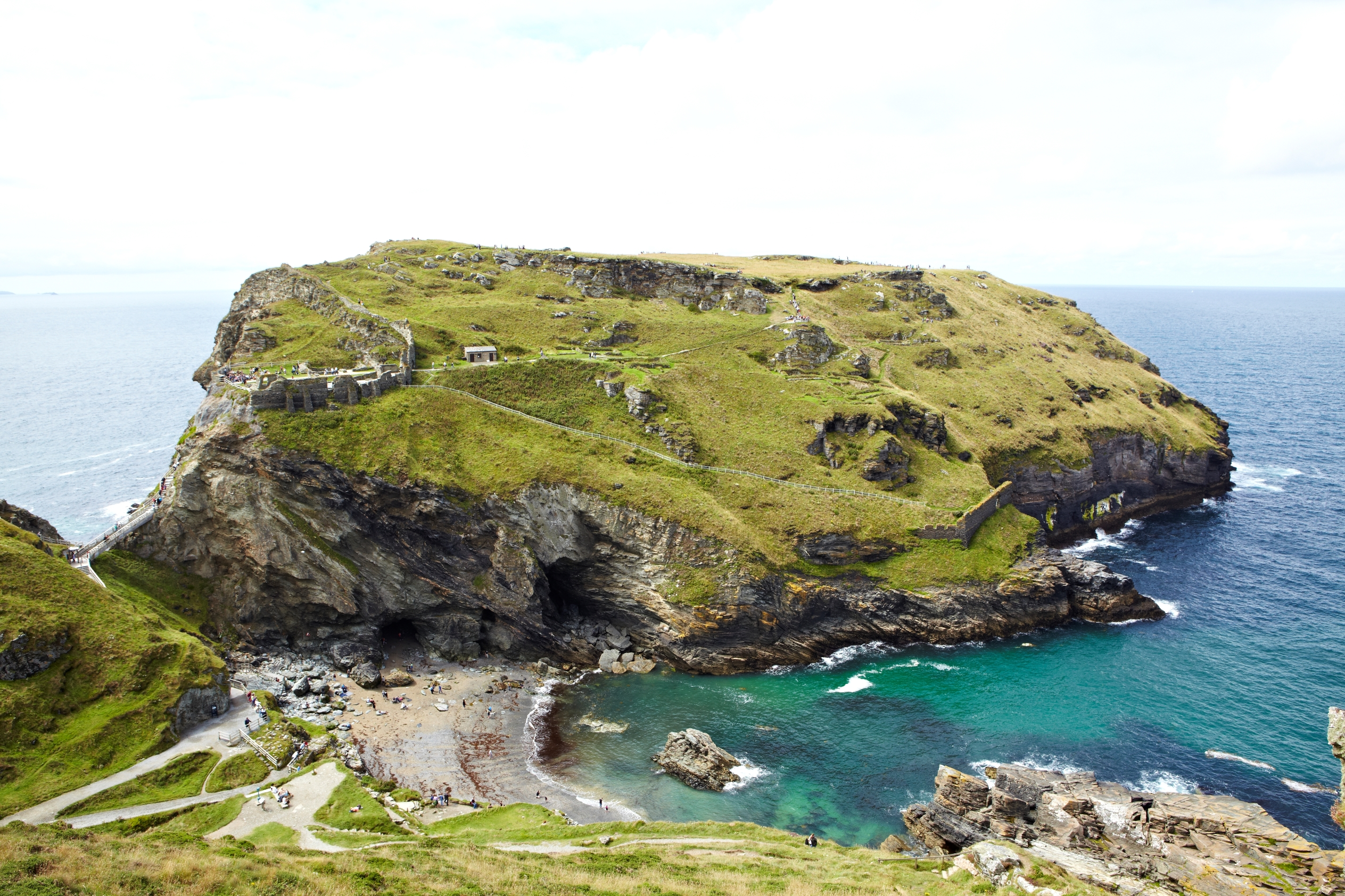 Tintagel, Cornwal, Romantic