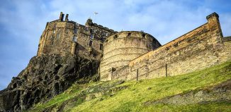 Edinburgh Castle. Credit: Visit Britain