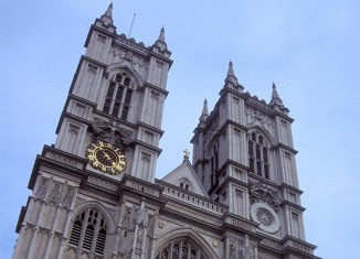 Westminster Abbey. Credit: VisitBritain