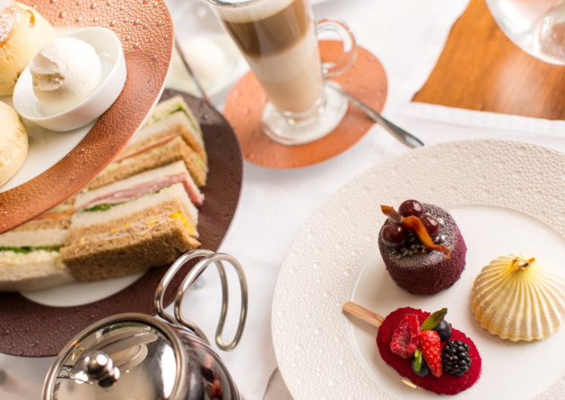 Bohemian Afternoon Tea, The Club Hotel.
