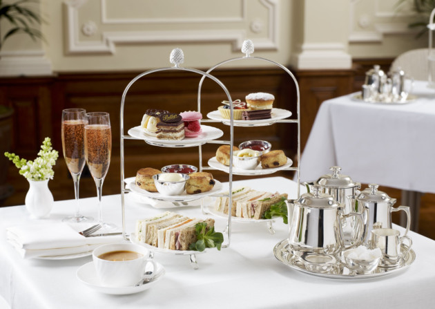Bettys afternoon tea