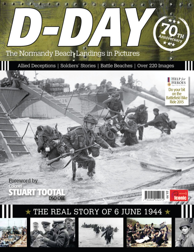 D-Day - the Normandy Beach Landings in Pictures