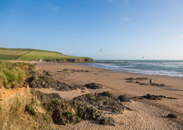 Bantham Estate. National Trust Images/James Dobson