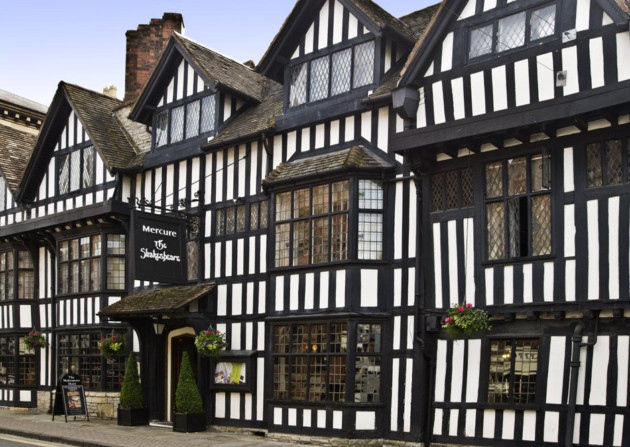 Mercure Shakespeare Stratford upon Avon
