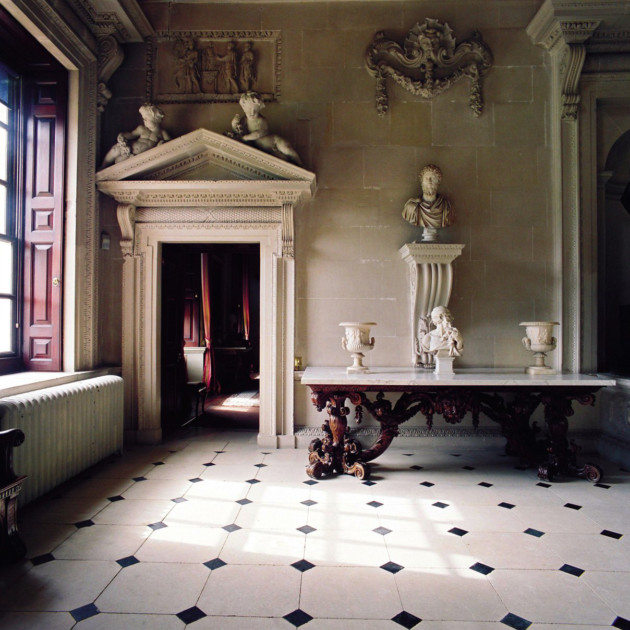 William Kent Took Charge Of The Interiors At Houghton Hall In Norfolk No Expense Was
