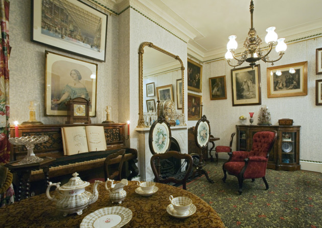 View Interiors Throughout History At The Geffrye Museum Of