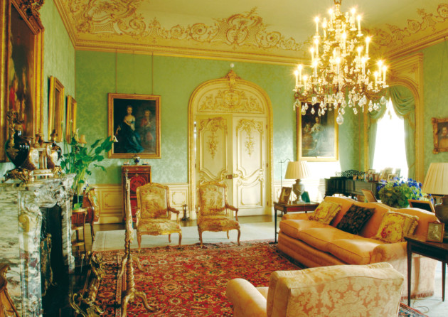 Highclere Castle, Drawing Room