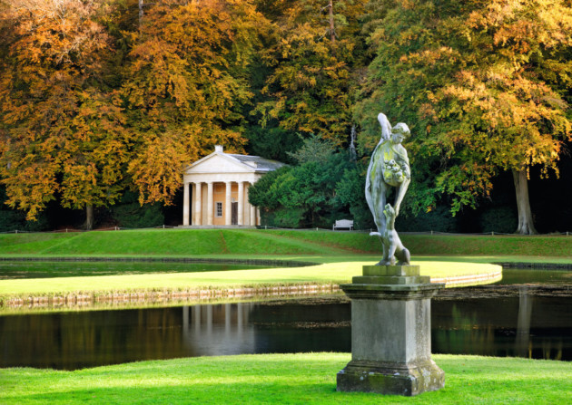 Studley Royal Water Garden, North Yorkshire. ©NTPL/Andrew Butler