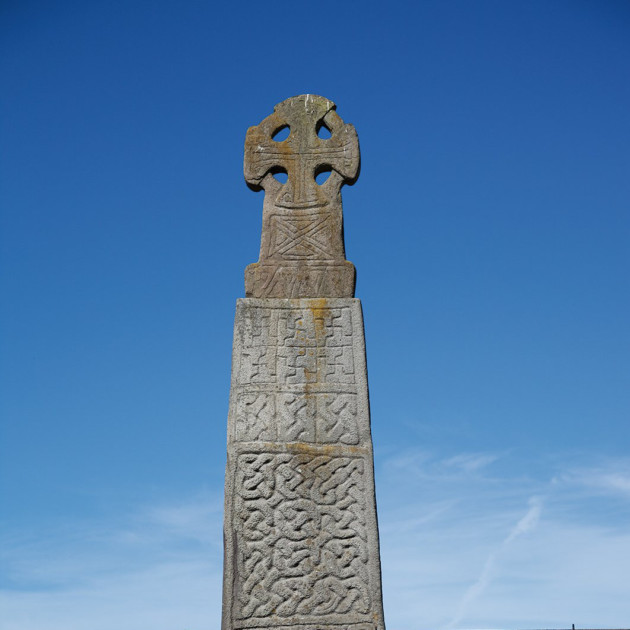 Carew Cross .  © Cadw, Welsh Assembly Government (Crown Copyright)