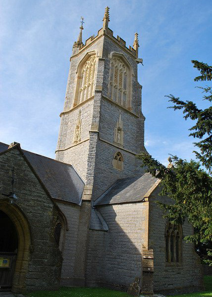St Michael's Church, Othery, Somerset. Photo: National Churches Trust
