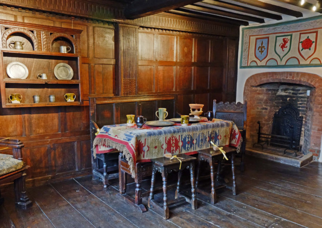 The Shakespeare Birthplace Trust opens Harvard House to the public -  Discover Britain