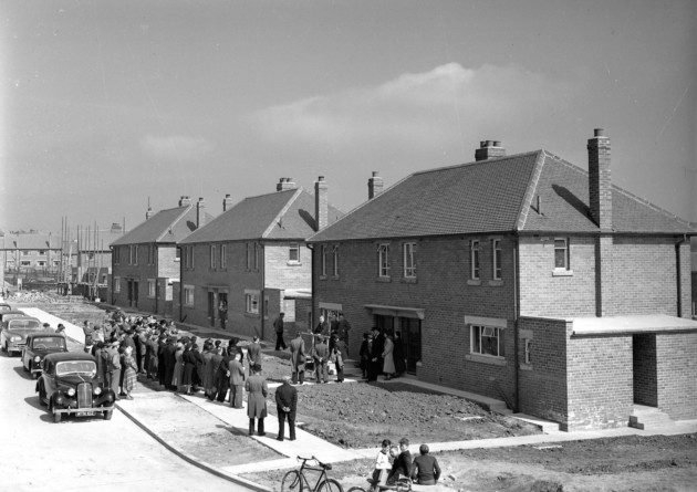 1950s House beamish museum plans to create 1950s town and your house could be