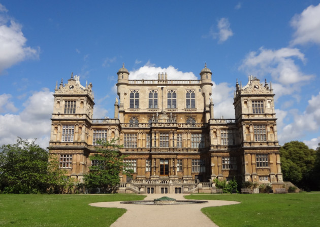 Wollaton Hall. © Les Churchman