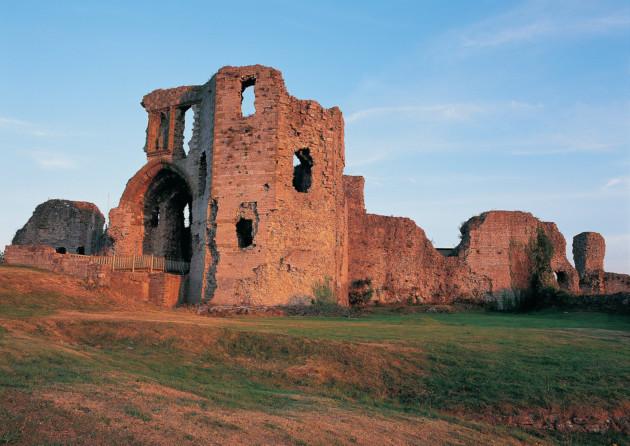 Denbigh Castle. Credit: Visit Wales