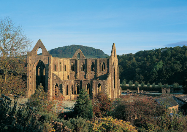 Tintern Abbey, Wales, Wordsworth