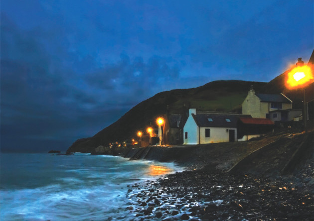 Crovie Cottage, Scotland