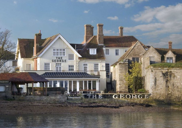 The George, Isle of Wight