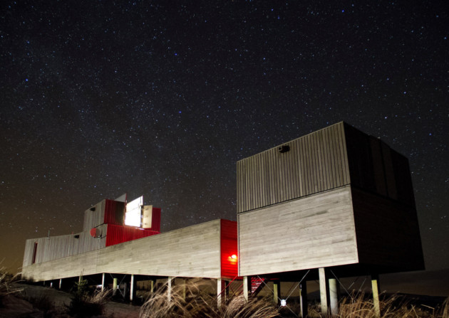 Kielder Observatory hosts public events - witness the magic of the night sky in Northumberland. Photo Visit Northumberland