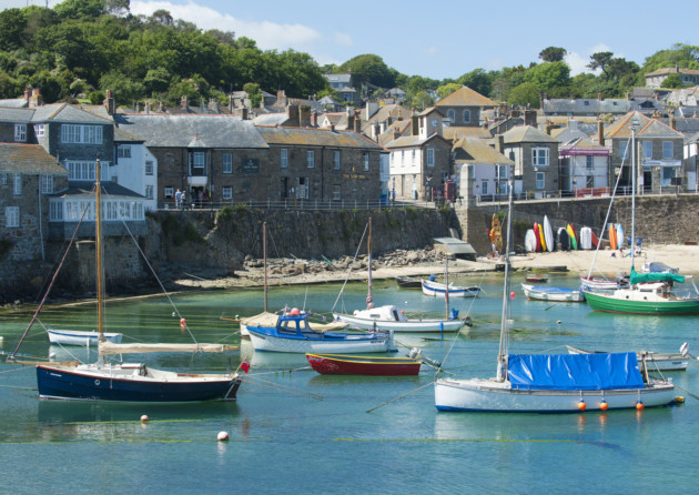 Mousehole. © Visit Cornwall/Adam Gibbard