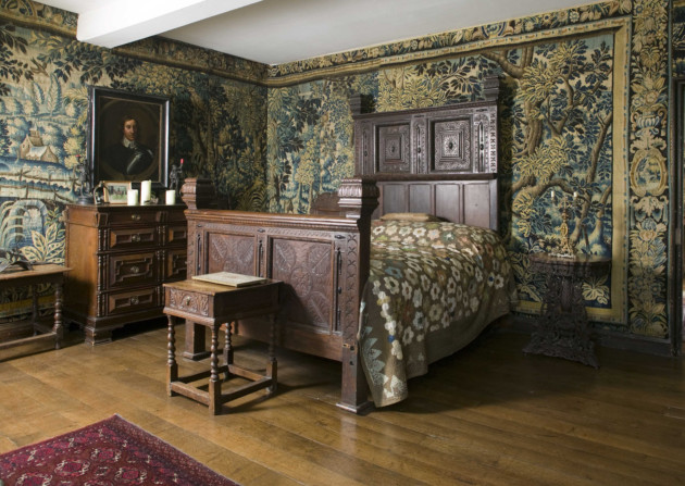 Cromwell's Bedroom, Chavenage House
