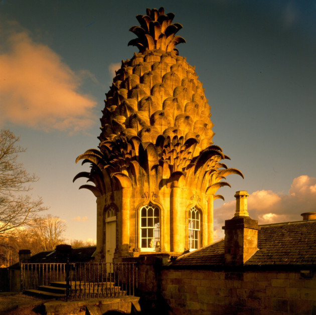 The Pineapple, Landmark Trust