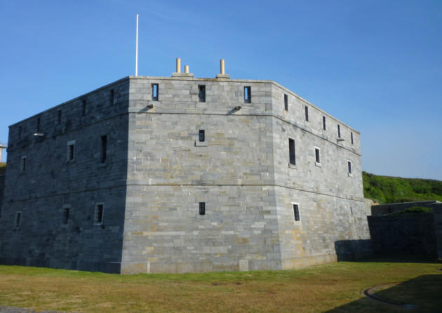 West Blockhouse, Landmark Trust