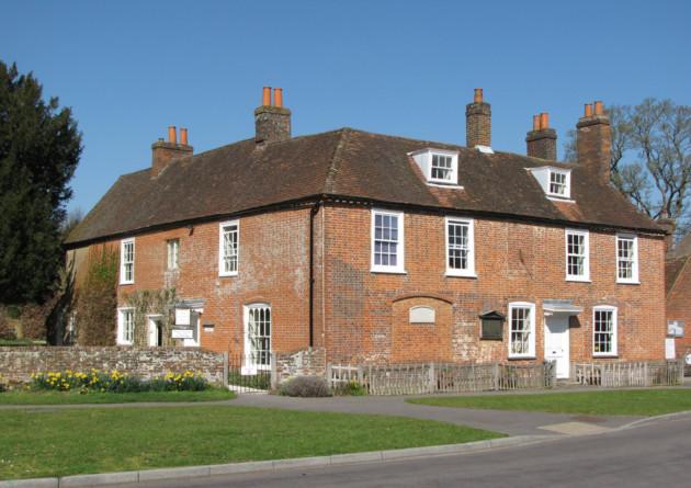 Jane Austen House Museum Hampshire Discover Britain