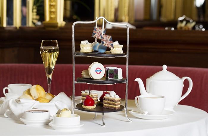 afternoon tea, cafe royal