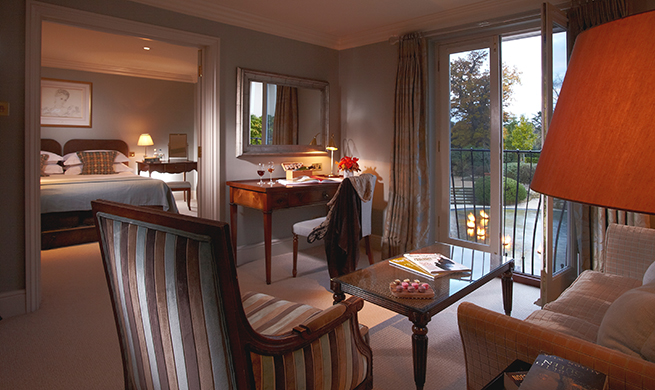 Deluxe Suite - The Vineyard Hotel