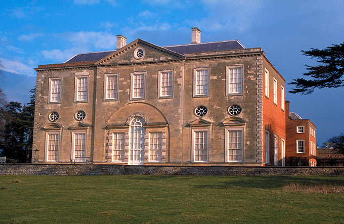 Claydon House in Buckinghamshire, where the 1996 adaptation of Emma, starring Gwyneth Paltrow, was set. Credit: VisitBritain