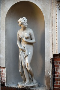 Statue of Venus in the Marble Hall