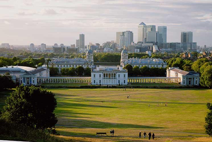 Greenwich Palace, London, Elizabeth I