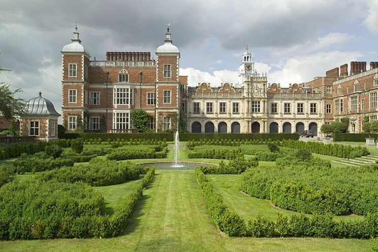 Hatfield House, elizabeth i, tudor