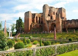 Kenilworth Castle, Elizabeth i, tudir