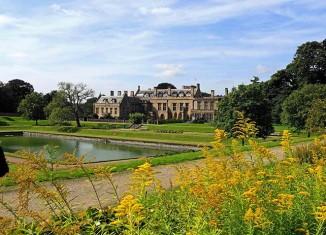 Newstead Abbey, Nottingham, Byron