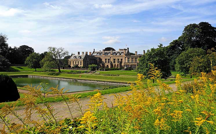 Newstead Abbey, Nottingham, Byron