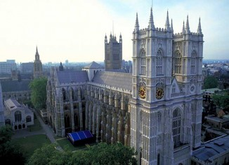 Westminster Abbey, London,
