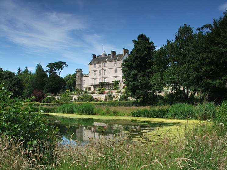 Winton House, Scotland Gardens