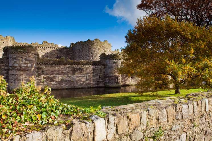 beaumaris castle, wales, welsh wonders, iron ring