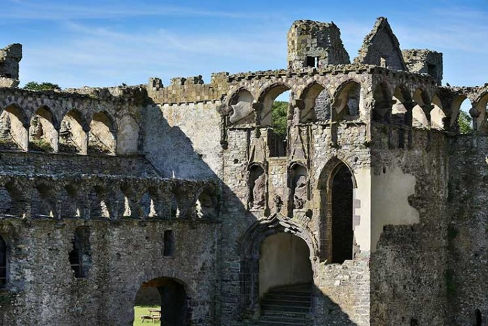 Bishop's Palace, Wales, St Davids