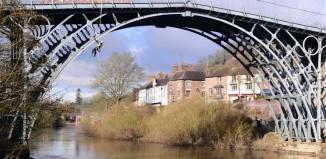 Iron Bridge, Shropshire, English Heritage