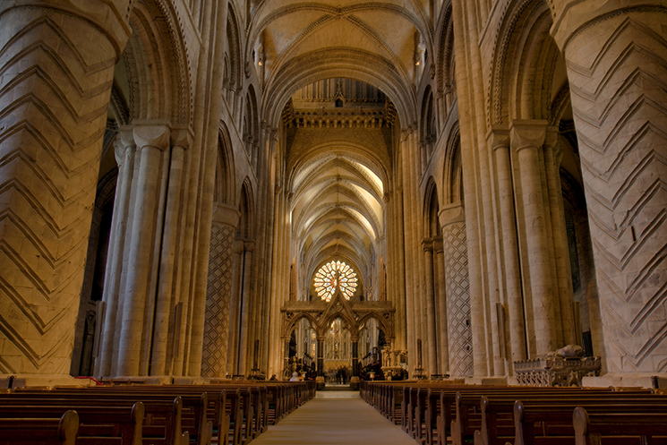Tour Durham Cathedral