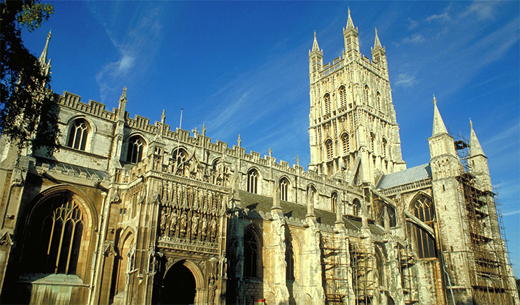 Gloucester Cathedral. Credit: VisitBritain/Britain on View